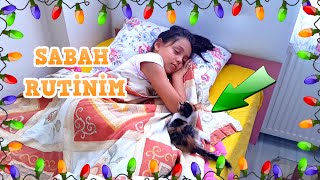 Hafta Sonu Sabah Rutinim My Morning Routine, Funny Kids Video Video