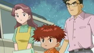 Digimon Adventure Agumon & Gabumon Warp Shinka[Sub_Esp]