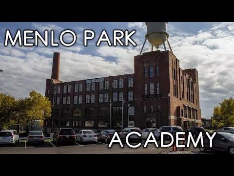 ABANDONED ACADEMY  Menlo Park Academy  Abandoned Cleveland