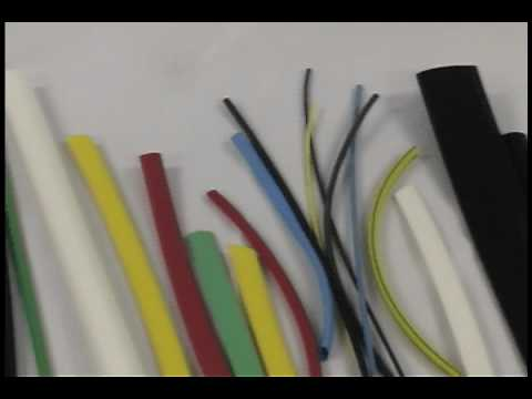 Heat Shrink Tubing Sizes How-to Measure for the Right Size - By