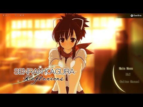 SENRAN KAGURA Reflexions - 70 Minute Playthrough [Switch]