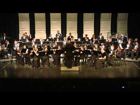 Milton High School Concert Band: Sparks - Brain Balmages