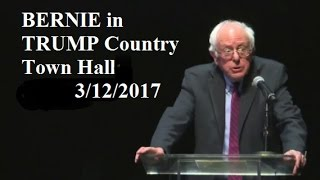 Bernie Sanders Town Hall In Trump Country! (3/12/17) FULL!