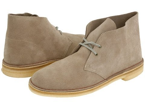 Clarks Desert Boots - Inexpensive Chukkas - YouTube