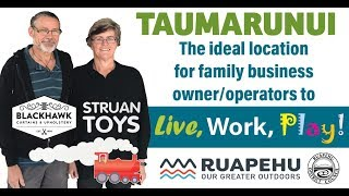 FAMILY OWNER/OPERATORS FIND THE IDEAL PLACE TO LIVE, WORK AND PLAY