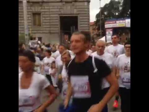 Aids Running in Music 2016 Monza