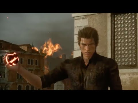 Final Fantasy XV: Episode Ignis Official Battle Command Video