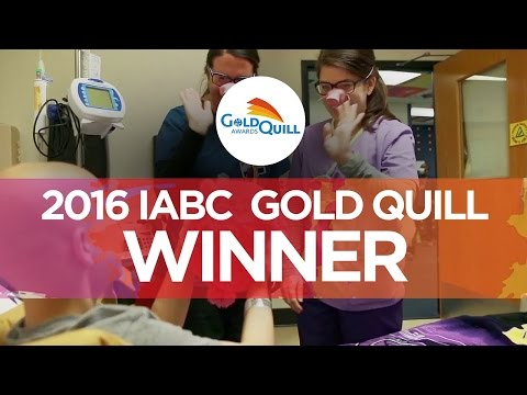 IABC Gold Quill Award Winner: Children's Hospital Hogs for the Cause Video