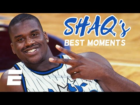 Shaq Explains His Career In His Own Words: Breaking Backboards, Funny Moments & More