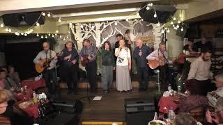 Гнездо глухаря — Песни нашего века, концерт 08-03-2019, часть 1