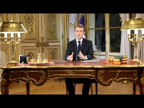 How much will Macron's 'yellow vests' measures cost?