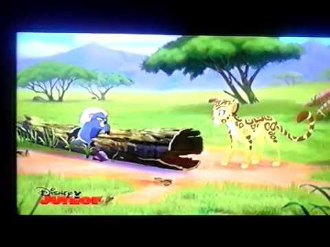LA GUARDIA DEL LEÓN~El okapi inaginario CLIP