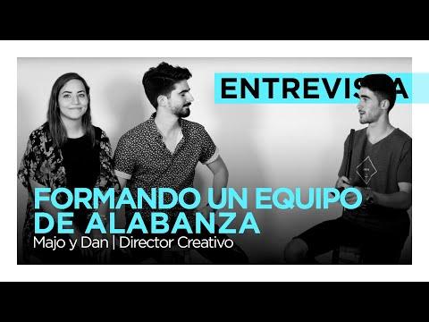 Formando un equipo de Alabanza - Majo Solis y Danilo Ruiz | Director de Alabanza