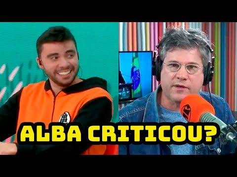 Pânico 2020 - Episódio 40 | ALBA TIROU SARRO DO EDGARD!