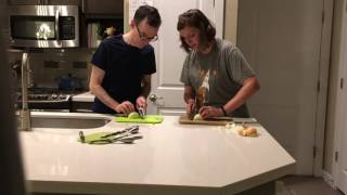 Explicit Instruction for Cutting an Onion