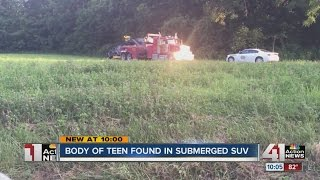 Body of missing 16-year-old discovered by police after accident in Marshall, Missouri