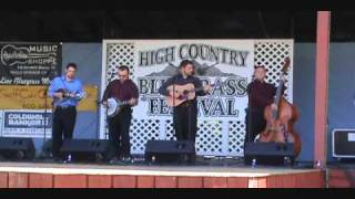 "Surefire Bluegrass Band performs ""I"