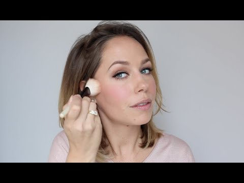 My Bridesmaid Makeup Tutorial with Double Lining and Mascara Focus