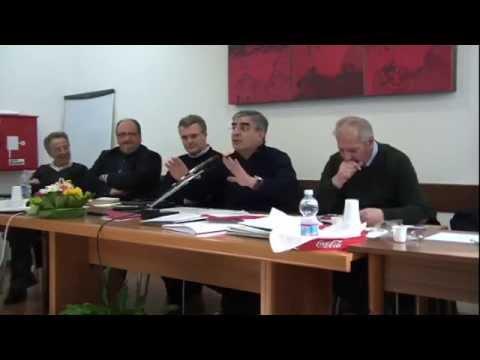 1) Giunta tematica Regione Abruzzo