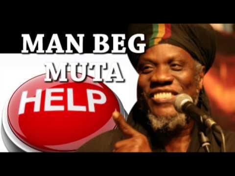 MAN BEG MUTA FOR HELP ON PHONE LOL