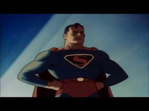 Superman 1941 Episódio 01: O cientista louco