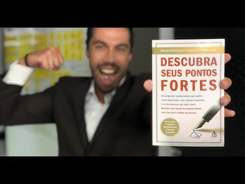 Pocketbook Descubra Seus Pontos Fortes Marcus Buckingham E Donald Clifton Youtube