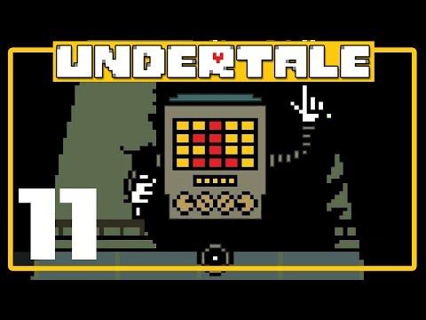 Let's Play Undertale [Pacifist Blind] Part 11 - Quiz Show [Gameplay/Walkthrough] - 동영상