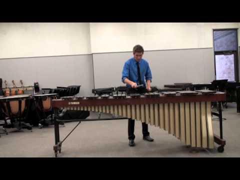 Utah All State Band Audition - Matt Wilson
