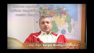 Instituto Geográfico de Venezuela Simón Bolívar con nuestro Esequibo!