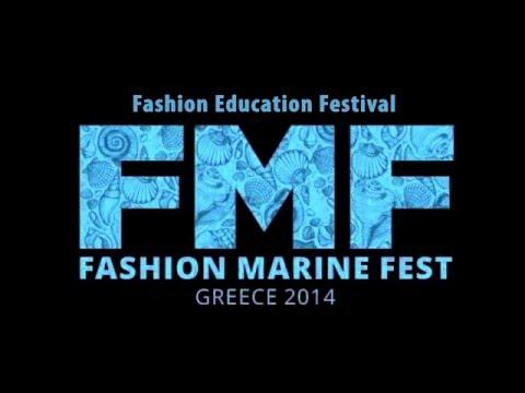 Workshop for Fashion Marine Fest , Anastasiya Soldatova - Greece 2014