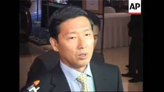 WRAP Talks, NKor signs non-aggression treaty, closing ceremony, presser