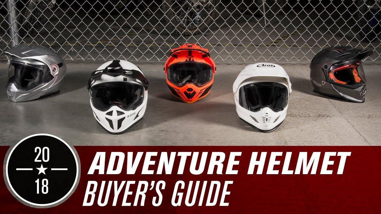 a6764ed788 Best Adventure Motorcycle Helmets