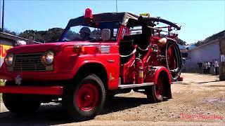 御宿町の消防自動車博物館が開館5周年イベント!!