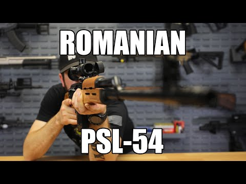Romanian PSL-54 RIfle And Mag Deal