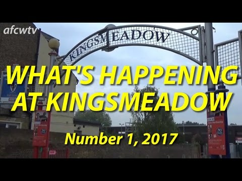 AFC Wimbledon - What's happening at Kingsmeadow 1
