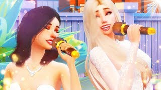 SHE RUINED THE WEDDING 😱👰🏼 // The Sims 4: Get Famous #11