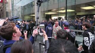 IPHONE 7: ABERTURA DA APPLE SYDNEY