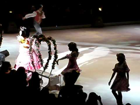 Disney on Ice!! Mickey and Minnie Prince and Princ...