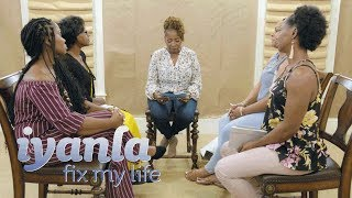 Iyanla Brings a Family Torn Apart By Lies into the