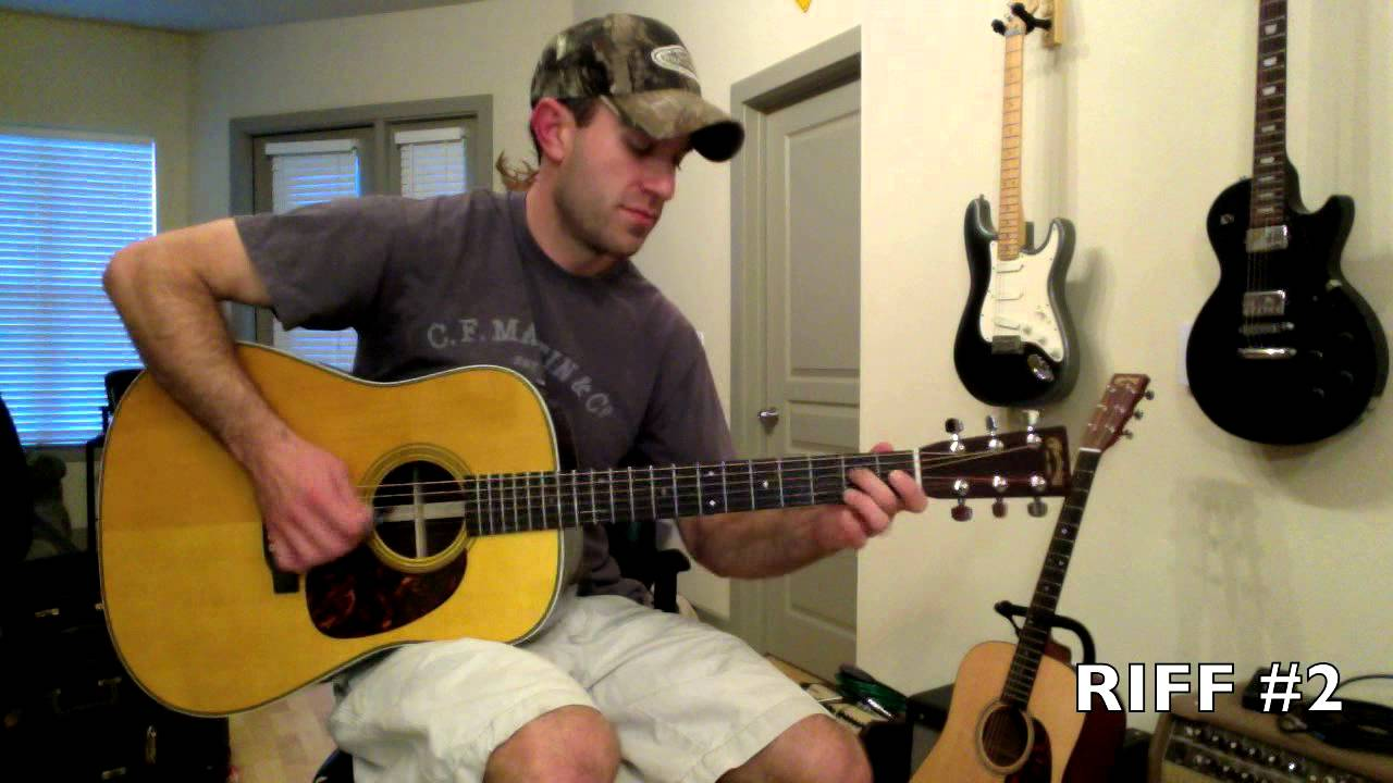 how to play country solos on guitar