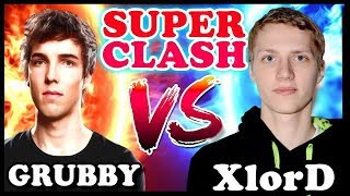 GRUBBY vs XlorD | SUPER CLASH | Warcraft 3 TFT