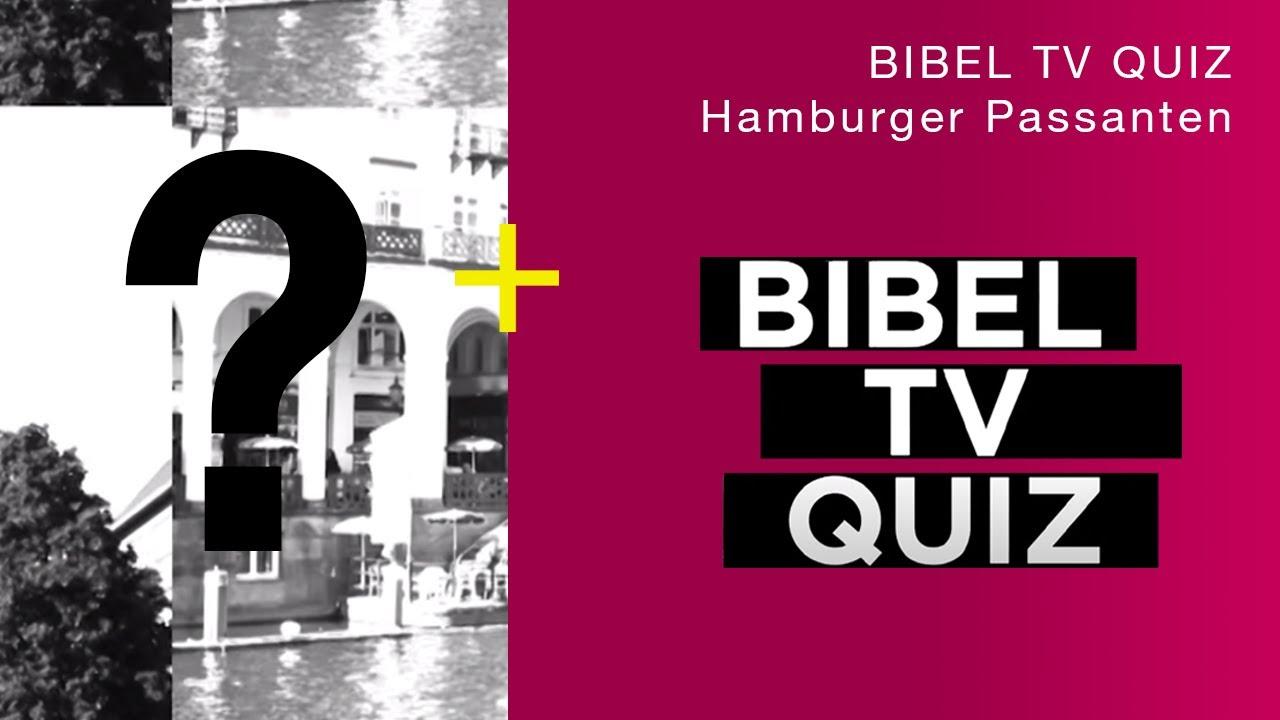 Die Christen ... | Hätten Sie's gewusst? | das Bibel TV Quiz