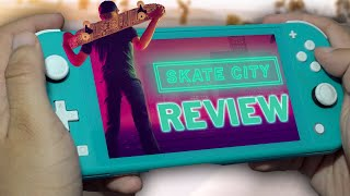 Skate City Review | LoFi 90s Vibes (Video Game Video Review)