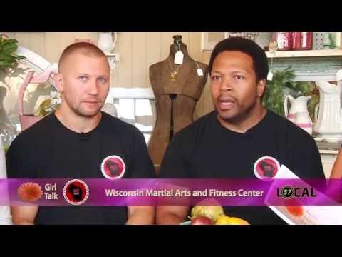 Girl Talk I Wisconsin Martial Arts & Fitness, Mes Amies, Odana Antiques and Fine Arts I 8/11/16