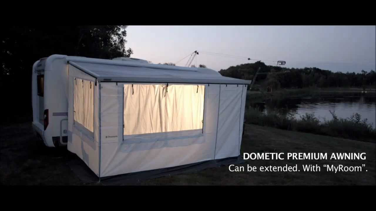 Dometic Automatic Awning Video 2012 From Southdowns