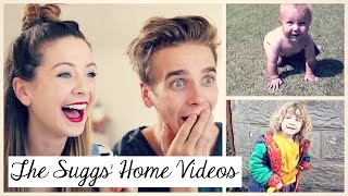 The Suggs' Home Videos | Zoella