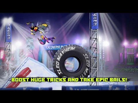 "Sled Mayhem ""Best Free Games Inc. Racing"" Android Motor Racing Games"