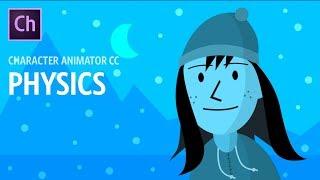 Fizik - Adobe Karakter Animatör CC Öğretici