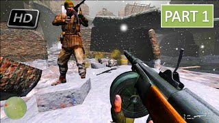 Battlestrike: Shadow of Stalingrad Part 1 (LAWS OF WAR) HD