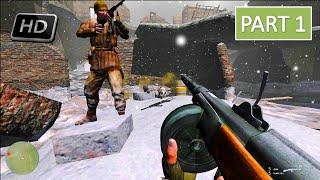 Battlestrike: Shadow of Stalingrad Part 1 (LAWS OF WAR) HD